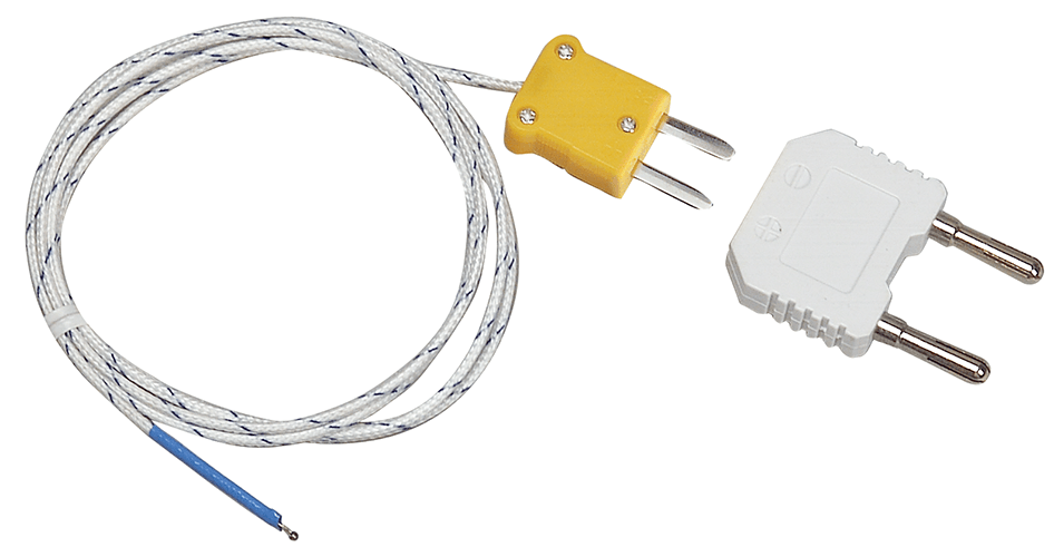5 Set K Type Thermocouple M//F Temperature Testing Probe Connector TPH$